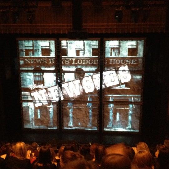 4/5/2012にJames D.がNederlander Theatreで撮った写真