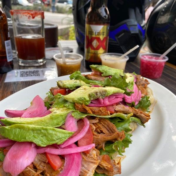 La sopa de lima, la longaniza de Valladolid, salbites de cochinita y las salsas 🤤🌶🔥 es de los pocos restaurantes en los que le puedes solicitar lo que necesitas al mesero próximo a tu mesa!