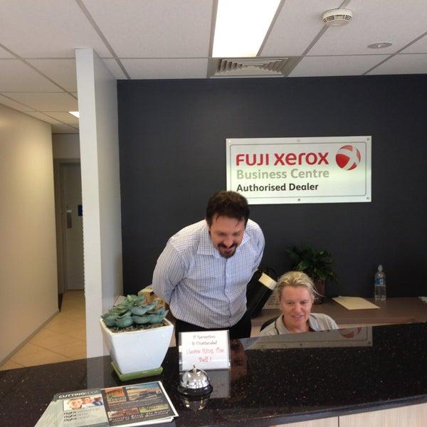 Photos At Fuji Xerox Business Centre