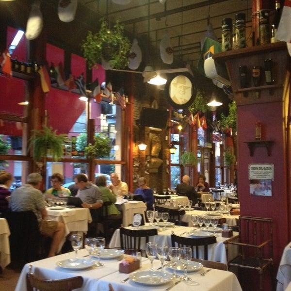 El restaurante es muy tranquilo y comodo con carne excelente! Recomiendo el Ojo de Bife tambien!