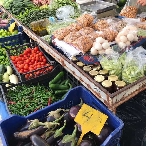 Datça Yeni Pazar Yeri - Market