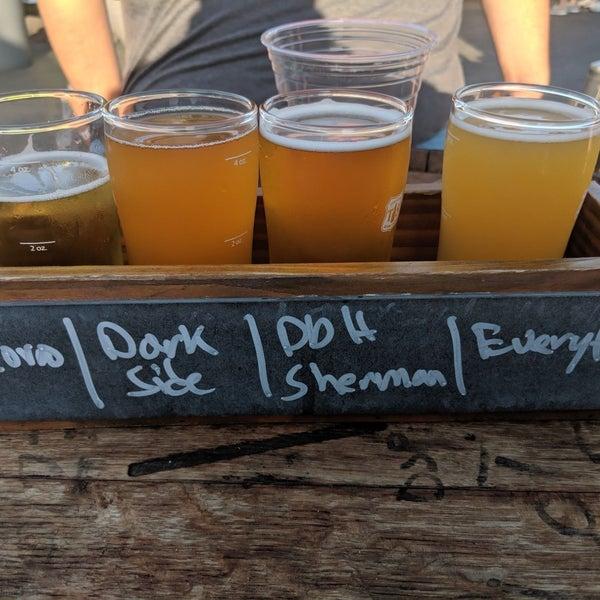8/25/2019 tarihinde Kent E.ziyaretçi tarafından Tioga-Sequoia Brewing Company'de çekilen fotoğraf