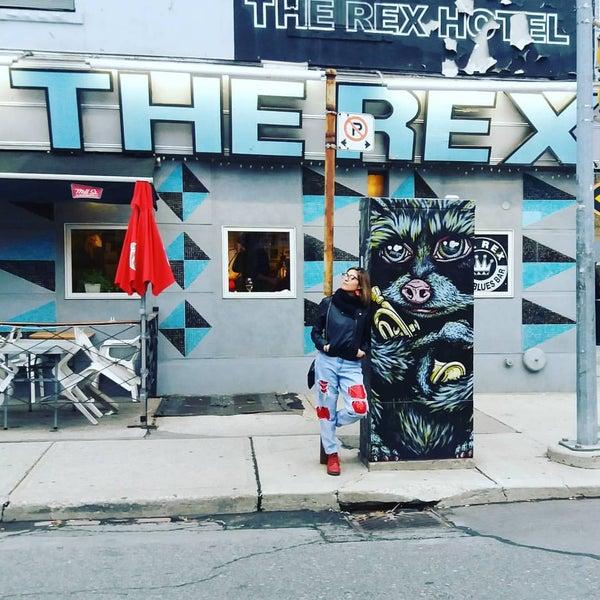 10/1/2016にCarolina P.がThe Rex Hotel Jazz & Blues Barで撮った写真