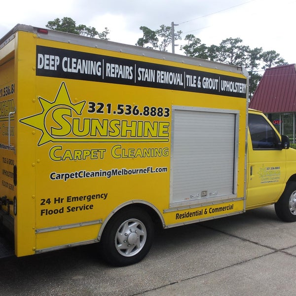 Photos at Sunshine Carpet Cleaning
