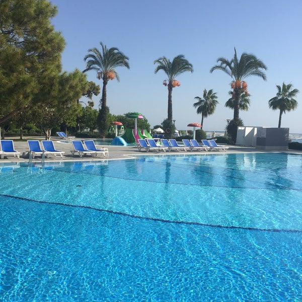 11/4/2018 tarihinde Yalçın Y.ziyaretçi tarafından Mirada Del Mar Resort'de çekilen fotoğraf