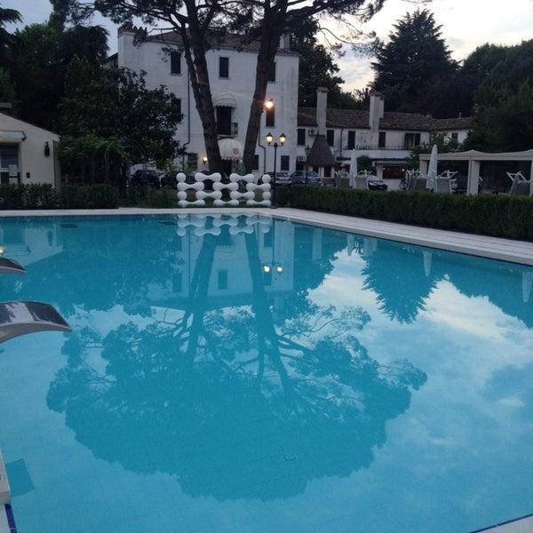 6/13/2014에 Ilaria C.님이 Park Hotel Villa Giustinian에서 찍은 사진