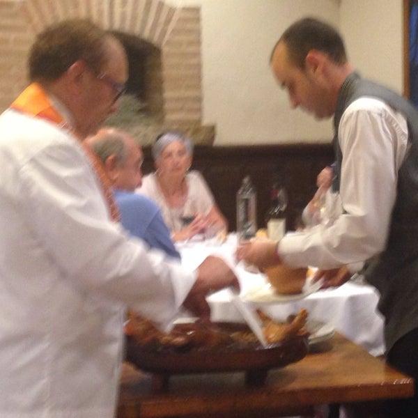 9/14/2013에 Johann M.님이 Restaurante José María에서 찍은 사진