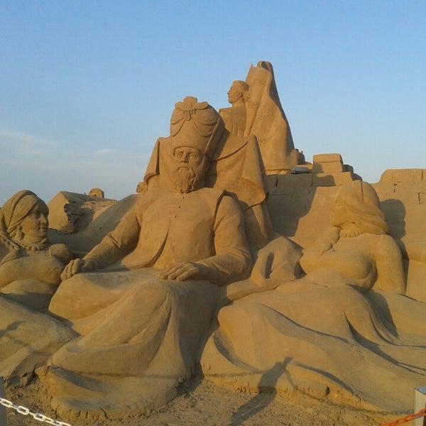 8/6/2014 tarihinde Tuba K.ziyaretçi tarafından Sandland'de çekilen fotoğraf