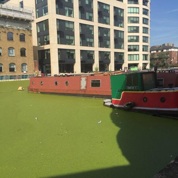 รูปภาพถ่ายที่ London Canal Museum โดย Sam K. เมื่อ 8/25/2017