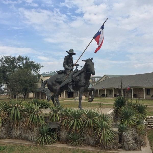 Foto scattata a Texas Ranger Hall of Fame and Museum da Colin C. il 2/13/2017