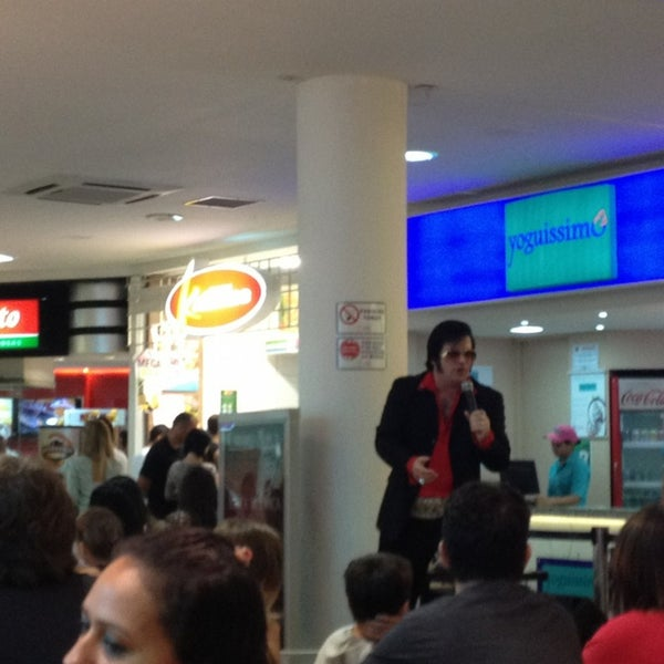 Foto tirada no(a) Itajaí Shopping Center por Daniel M. em 2/10/2013