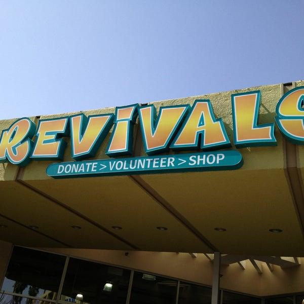 Revivals Stores Palm Springs Ca