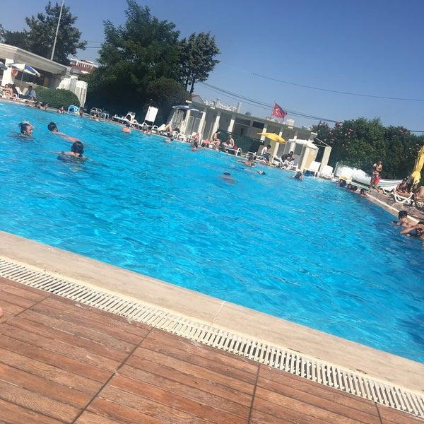 7/15/2018 tarihinde Özgür B.ziyaretçi tarafından Pelikan Otel'de çekilen fotoğraf