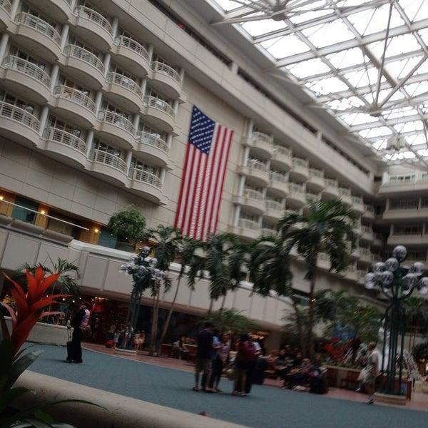 Foto tirada no(a) Aeroporto Internacional de Orlando (MCO) por Lucas P. em 7/24/2013