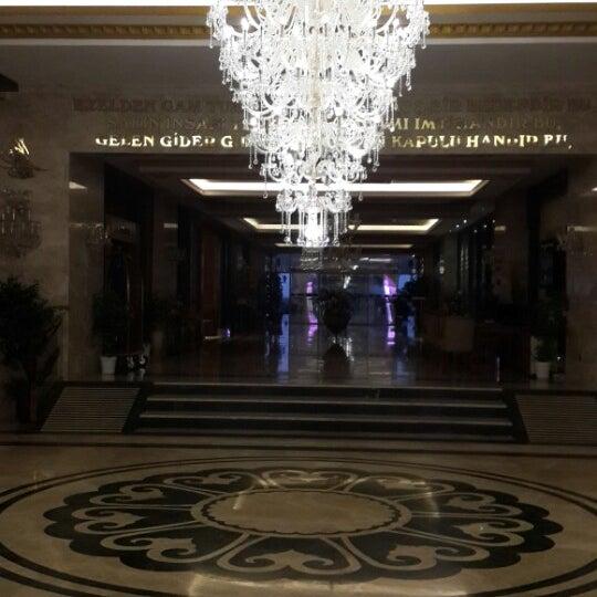 Das Foto wurde bei Harrington Park Resort Hotel von Hasan T. am 5/17/2014 aufgenommen