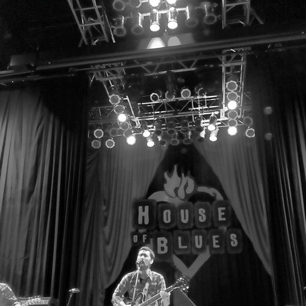 Foto tomada en House of Blues  por Matthew R. el 11/4/2012