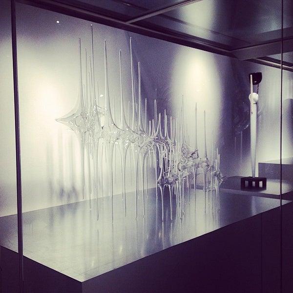 Photo prise au Corning Museum of Glass par Amalia K. le8/27/2014