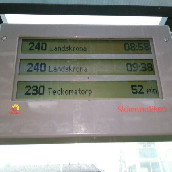 Train Stockholm to Teckomatorp from kr   Tickets & Timetables   Rome2rio