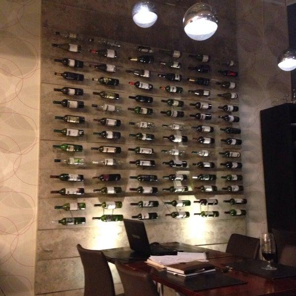 Quarto e degustação de vinhos e azeites são o ponto alto, além do atendimento e localização.