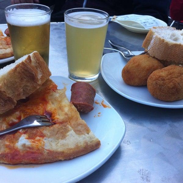Снимок сделан в Bar Deportivo Alavés пользователем Marta C. 8/11/2014