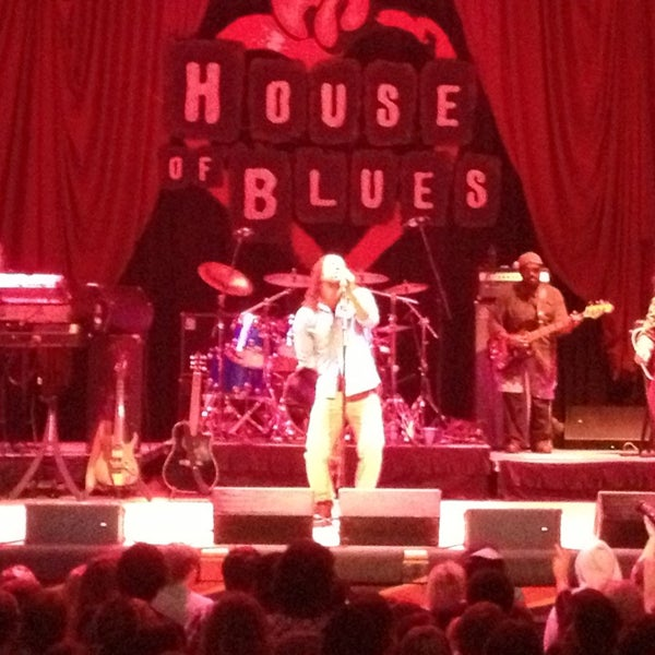 Foto tomada en House of Blues  por Angie W. el 3/31/2013