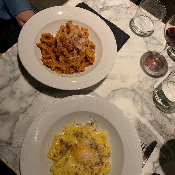 Bancone Italian Restaurant In Soho