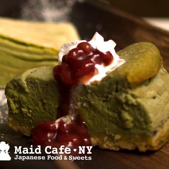 5/21/2014 tarihinde Maid Cafe NYziyaretçi tarafından Maid Cafe NY'de çekilen fotoğraf