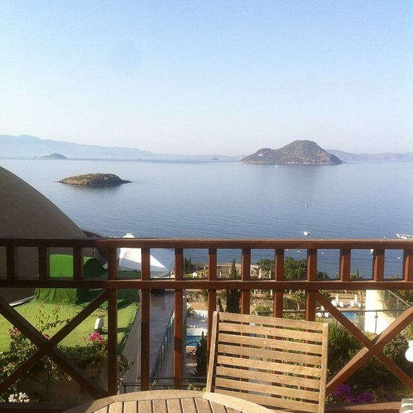 Das Foto wurde bei Sianji Wellbeing Resort von Kayhan K. am 9/12/2013 aufgenommen