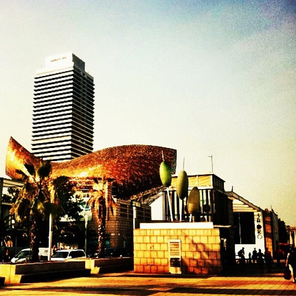 6/30/2012にTareqがPort Olímpicで撮った写真
