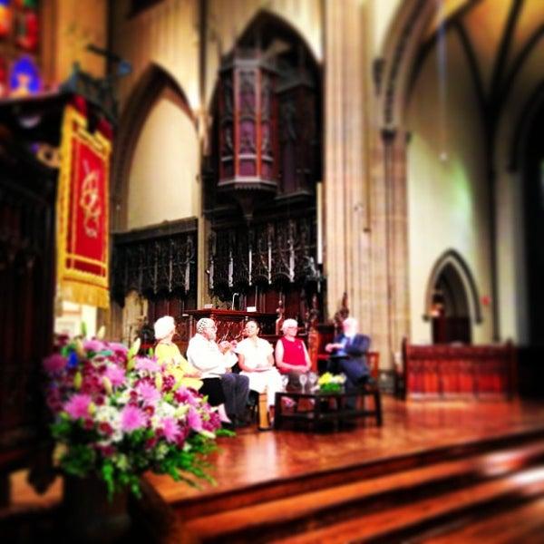 Foto scattata a Trinity Church da Trinity W. il 6/23/2013