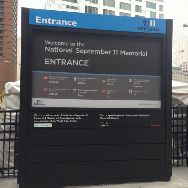 Photos at National September 11 Memorial Museum - Financial