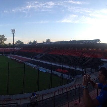 3/29/2016 tarihinde Alvaro S.ziyaretçi tarafından Estadio Marcelo Bielsa (Club Atlético Newell's Old Boys)'de çekilen fotoğraf