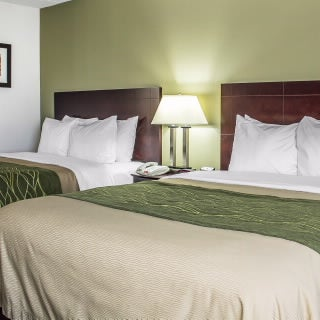 Photos At Comfort Inn Pittston Wilkes Barre Scranton Airport 1