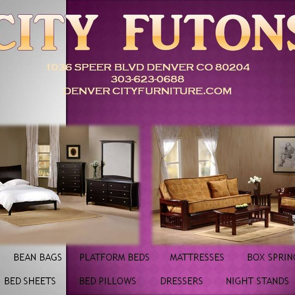 City Furniture Futons Civic