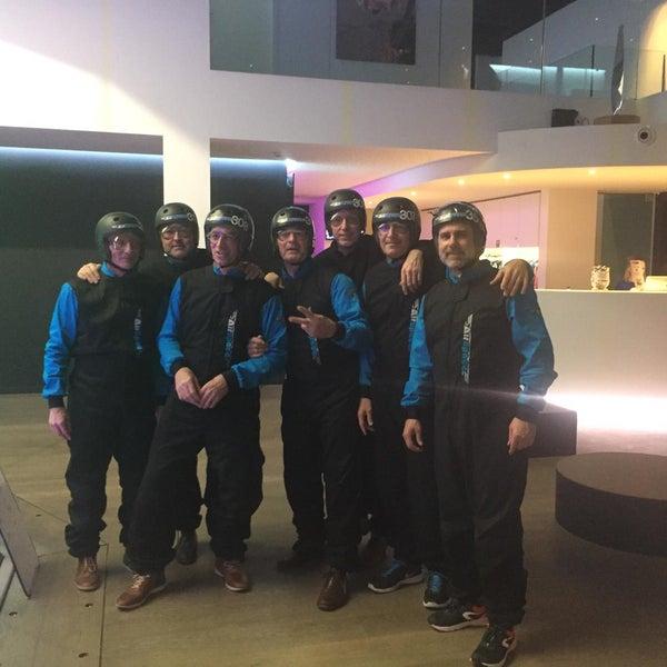 Das Foto wurde bei Airspace Indoor Skydiving von Serge D. am 12/21/2018 aufgenommen