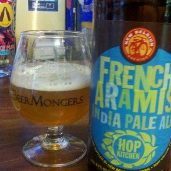Photo prise au The BeerMongers par Hophead le7/27/2013