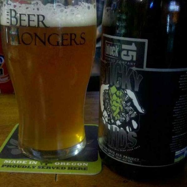 Photo prise au The BeerMongers par Hophead le4/10/2013