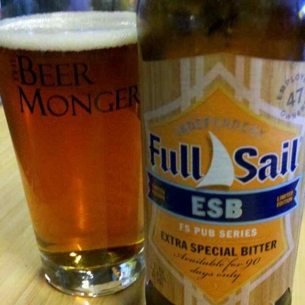 Photo prise au The BeerMongers par Hophead le5/9/2013