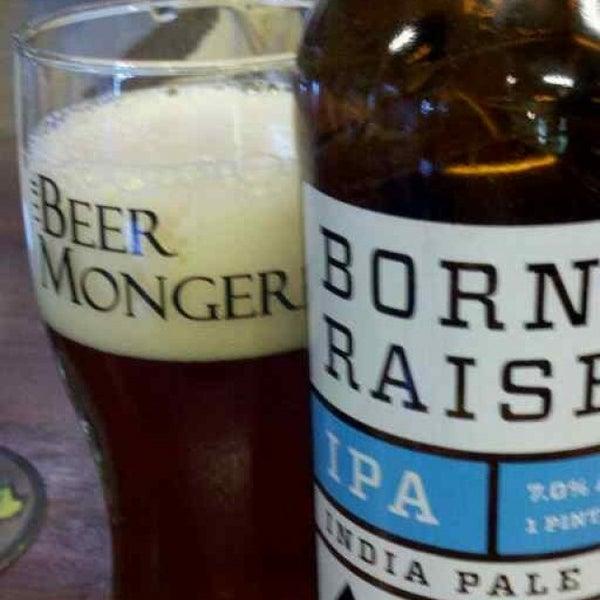 Photo prise au The BeerMongers par Hophead le5/15/2013