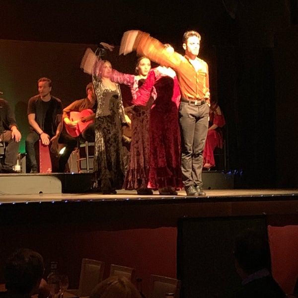 Снимок сделан в Palacio del Flamenco пользователем Sas M. 11/18/2018