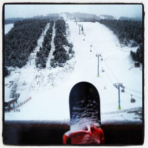 รูปภาพถ่ายที่ Sport Hotel Hermitage & Spa โดย Yana D. เมื่อ 1/1/2013