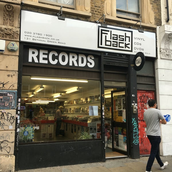 Photos at Flashback Records - Record Shop in London