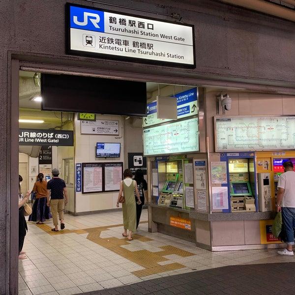 駅 構内 図 鶴橋 構内図