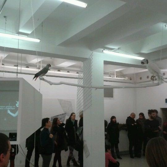 1/10/2013 tarihinde Leventeziyaretçi tarafından Trafó - House of Contemporary Arts'de çekilen fotoğraf