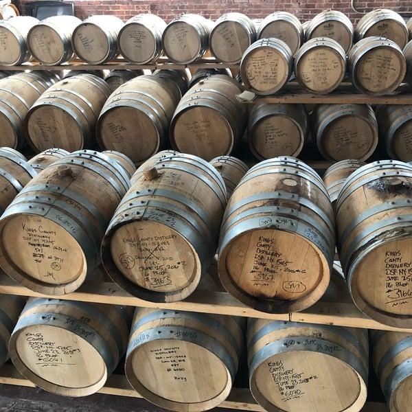 Foto diambil di Kings County Distillery oleh Scott Kleinberg pada 9/8/2019