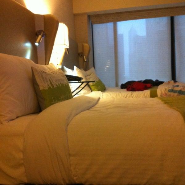 10/15/2013 tarihinde Piggykoy K.ziyaretçi tarafından MileNorth, A Chicago Hotel'de çekilen fotoğraf