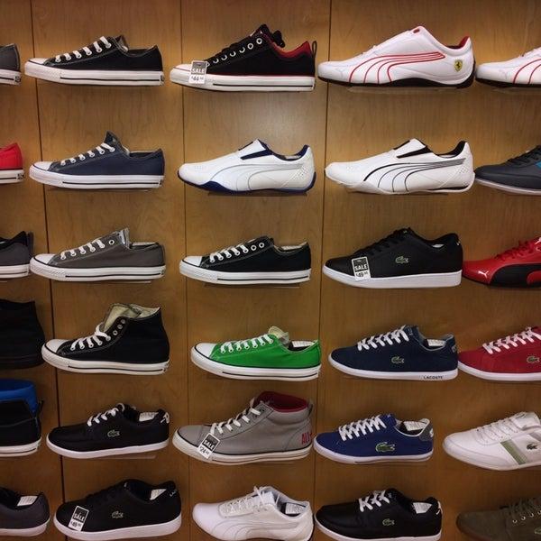 online retailer 8c0c4 61ac9 Photo taken at Finish Line by Ruben R. on 2 18 2014