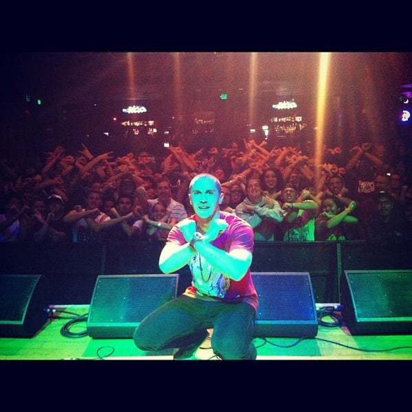 Foto tirada no(a) House of Blues San Diego por Ruslan K. em 10/8/2012