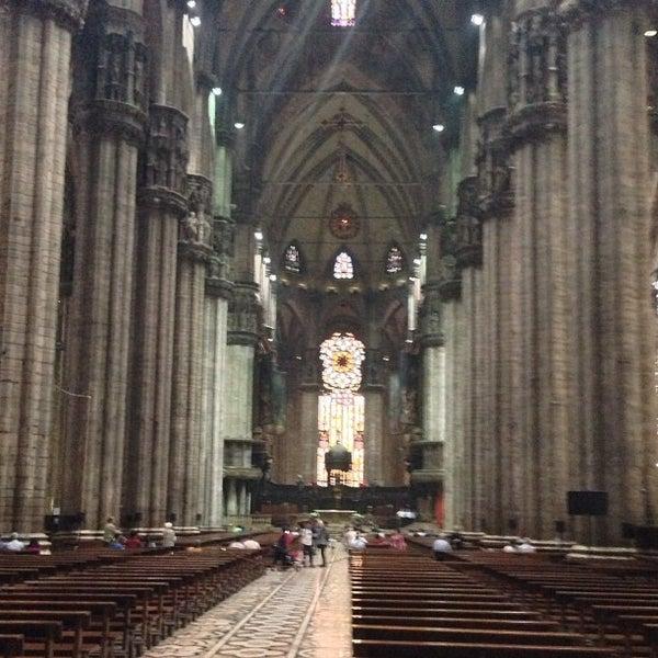 Photo prise au Dôme de Milan par Laurent D. le6/18/2013
