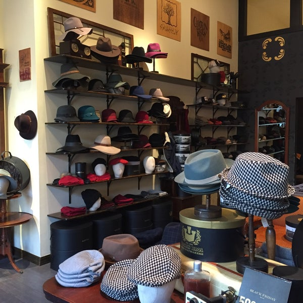 488770f63c9e0 Photos at Goorin Bros. Hat Shop - Larimer Square - LoDo - 3 tips ...